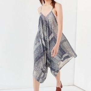 Urban Outfitters  Bohemian Handkerchief dress L